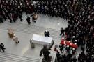 Savcı Mehmet Selim Kiraz'ın cenazesi Adli Tıp'ta