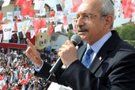 Kılıçdaroğlu Mut'ta namus sözü verdi
