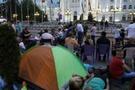 Makedonya muhalefeti: Gösteriler sürecek