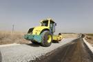 Köy yollarına Avrupa standartlarında asfaltlama