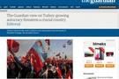 İngiliz Guardian'dan Erdoğan'a ağır yazı