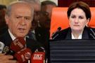 MHP'li Meral Akşener'den Bahçeli'ye cevap!