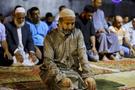 Gazze'de Ramazan cami enkazında ilk teravih