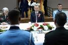 Erdoğan askerlerle iftar açtı