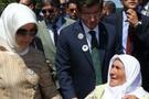 Davutoğlu'nun ağlatan buluşma!