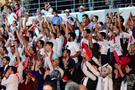 AK Parti kongresinde alkışlanan tezahürat