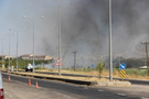Diyarbakır'da korkutan patlama! Yangın çıktı