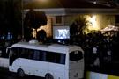 İstanbul Otogarı'ndaki eylem bitti