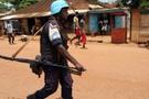 Orta Afrika Cumhuriyeti'nde militanlar hapishaneyi bastı
