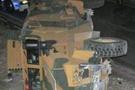 Zırhlı araç devrildi: Çok sayıda asker yaralı