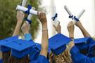 Çankaya Üniversitesi'nde mezuniyet