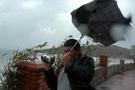 İzmirde fırtına can aldı