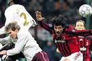Milan çöktü kaldı