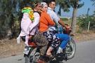 Motosikletle ölüm yolculuğu