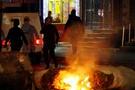 Türk derneğine molotoflu saldırı