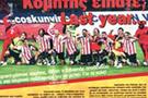 Sivasspor Yunan basınında!