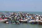 Sri Lankadan büyük kaçış