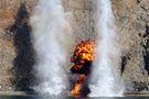 Tunceli'de bomba patladı