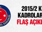 DPB'den 2015/2 KPSS kadro açıklaması!