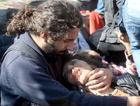 Ankara patlama alanında bakanlara şok protesto