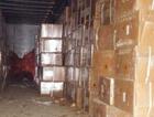 970 kg amonyum nitrat ele geçirildi