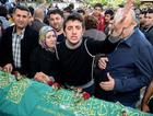 Ümraniye'deki cenazede PKK'ya tepki