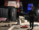 Ankara'da trafik kazası: 2 ölü, 5 yaralı
