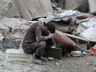 Suriye'de hava saldırısı: 11 ölü 50 yaralı