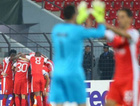 Beşiktaş'ın rakibi farklı kazandı