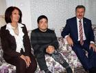 AK Partili Özdağ'dan İnce'ye akülü araç