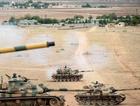 Türkiye'den Suriye'ye top atışı!