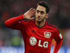 Hakan'ın asisti Leverkusen'e yetmedi!