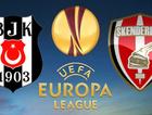 Beşiktaş Skenderbeu maçı nerede saat kaçta?