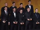 FIFA yılın 11'ine adayları açıkladı