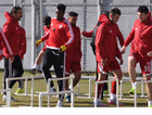 Sivasspor'da Başakşehir mesaisi