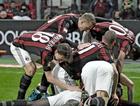 Milan'dan rahat galibiyet
