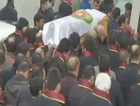 Tahir Elçi cenaze töreni kimler katıldı?
