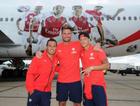 Arsenal'in uçak yolculuğu tepki topladı