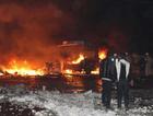 Rus uçakları Azez'de sivilleri bombaladı