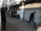 Tahir Elçi'nin öldürüldüğü sokakta teröristlerle çatışan polisler anlattı