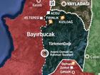 Türk Kızılayı'ndan Bayırbucak Türkmenlerine yardım