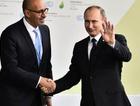 Erdoğan ve Putin aynı karede olacaktı ama...