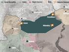 PYD Rus desteğiyle iki koldan saldırıya geçti