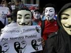 Anonymous'dan şok iddia IŞİD'e yardım mı ediyor?