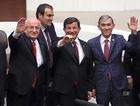 Davutoğlu'ndan liderlere özel çağrı!
