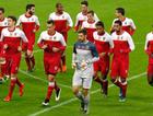 Braga-Marsilya maçında skandal olay