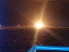 Azeri petrol platformunda yangın!