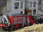 Bahçeşehir'de felaket 3 işçi hayatını kaybetti