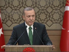 Erdoğan'dan Arınç'a Dolmabahçe cevabı