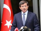 Ahmet Davutoğlu konuştukça yüzleri asıldı